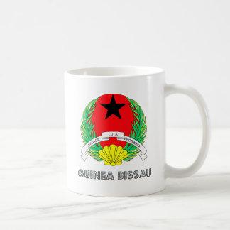 Guinea Bissau Coat of Arms Coffee Mug