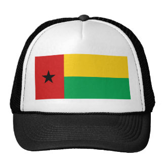 Guinea-Bissau Flag Hat