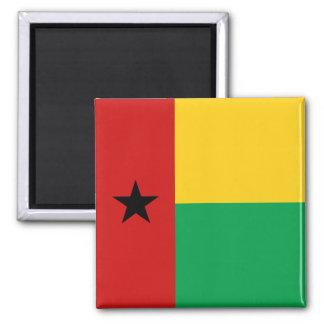 Guinea-Bissau Flag Magnet