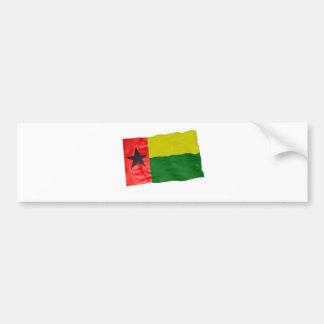 Guinea-Bissau Pegatina Para Auto
