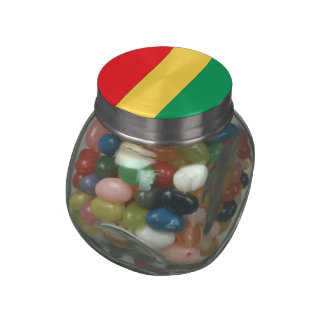 Guinea Jelly Belly Candy Jars