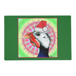 Guinea Christmas! Placemat