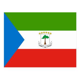 Guinea Ecuatorial GQ Tarjetas Postales