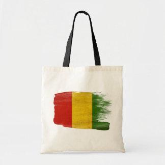 Guinea Flag Canvas Bags