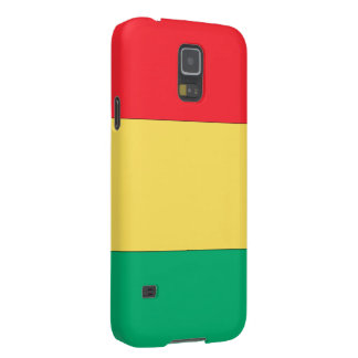 Guinea Flag Cases For Galaxy S5