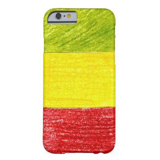 Guinea Flag iPhone / iPad case