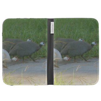 Guinea Fowl Caseable Case Kindle Folio Case