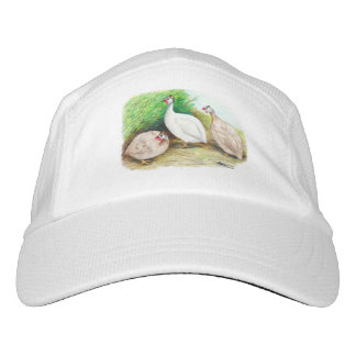 Guinea Fowl Outside Headsweats Hat