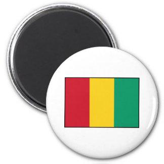 Guinea – Guinean Flag Fridge Magnets