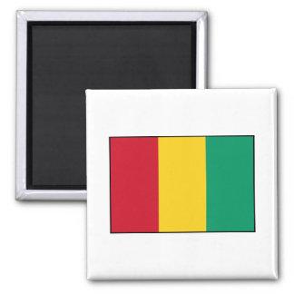 Guinea – Guinean Flag Magnet