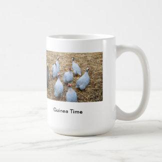 Guinea Hen Mug