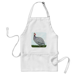 Guinea Lavender On Watch Adult Apron
