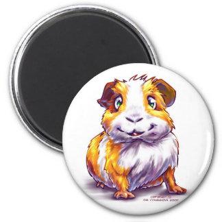 Guinea-pig 2 Inch Round Magnet