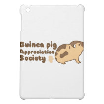 Guinea pig appreciation society GAS Cover For The iPad Mini