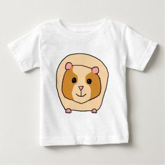Guinea Pig Cartoon. Baby T-Shirt