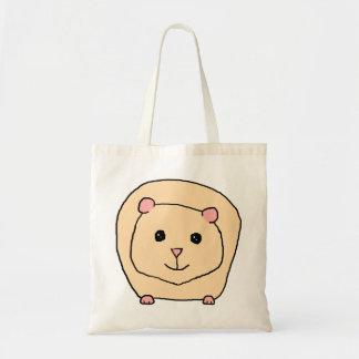 Guinea Pig Cartoon. Bags