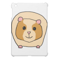 Guinea Pig Cartoon. Case For The iPad Mini