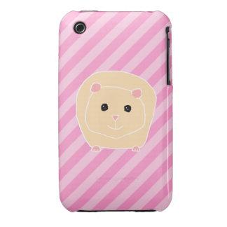 Guinea Pig. iPhone 3 Case