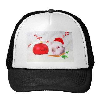 Guinea Pig Christmas Trucker Hat