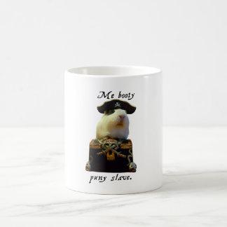 Guinea Pig Funny Pirate Coffee Mug