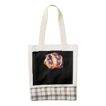 Guinea Pig Gifts For Women Men Zazzle HEART Tote Bag