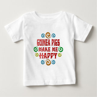 Guinea Pig Happiness Baby T-Shirt