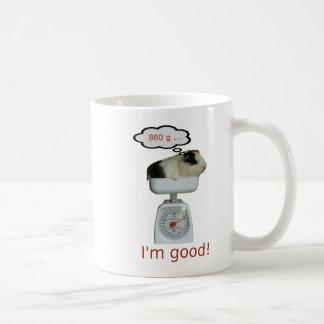 Guinea Pig Health Mug