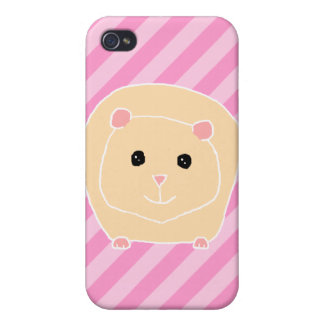 Guinea Pig. iPhone 4/4S Covers