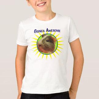 Guinea Pig Kids Shirt - Guinea Awesome