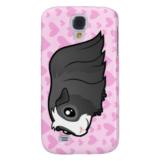 Guinea Pig Love (long) (add your pern!) Galaxy S4 Cover