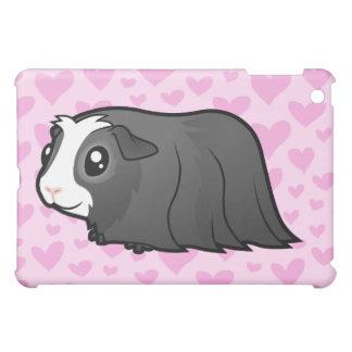 Guinea Pig Love (long hair) (add your pern!) iPad Mini Cover