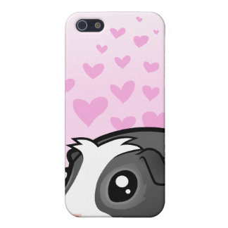 Guinea Pig Love (long hair) Covers For iPhone 5
