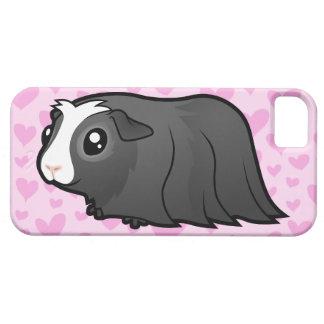 Guinea Pig Love (long hair) iPhone SE/5/5s Case