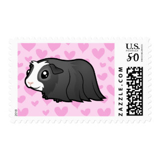 Guinea Pig Love (long hair) Postage