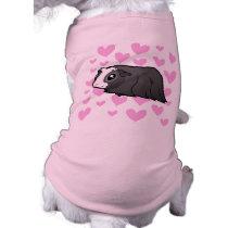 Guinea Pig Love (long hair) Tee
