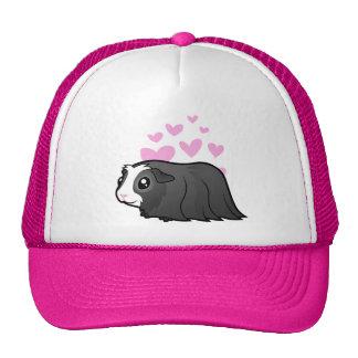 Guinea Pig Love (long hair) Trucker Hat