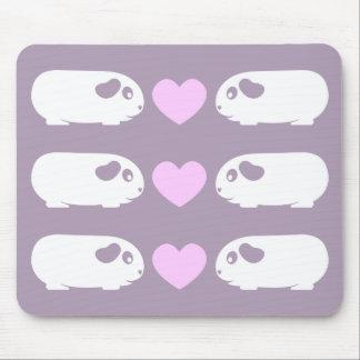 Guinea Pig Love Mousemats