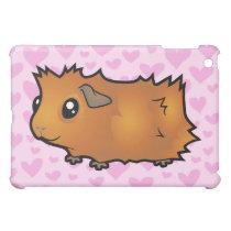 Guinea Pig Love (scruffy) (add your pern!) Case For The iPad Mini