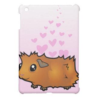 Guinea Pig Love (scruffy) Case For The iPad Mini