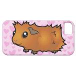 Guinea Pig Love (scruffy) iPhone SE/5/5s Case