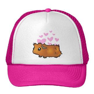Guinea Pig Love (scruffy) Trucker Hat