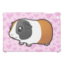 Guinea Pig Love (smooth) (add your pern!) iPad Mini Case