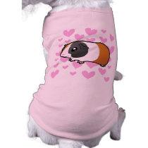 Guinea Pig Love (smooth hair) Shirt