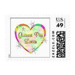 Guinea Pig Lover Stamp