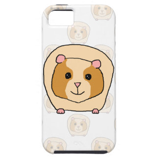 Guinea Pig on a pattern of paler Guinea Pigs. iPhone SE/5/5s Case