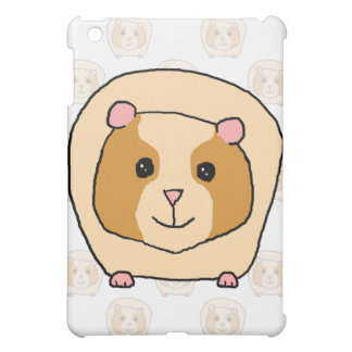 Guinea Pig on a pern of paler Guinea Pigs. Case For The iPad Mini