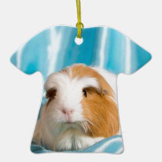 guinea pig Double-Sided T-Shirt ceramic christmas ornament