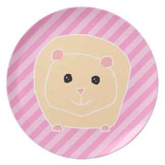 Guinea Pig. Plates