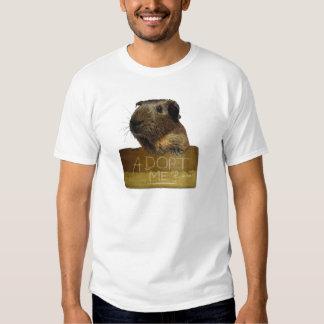 Guinea Pig Rescue Adoption Tee Shirt