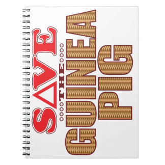 Guinea Pig Save Notebook